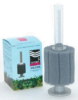 Lustar Hydro-Sponge tropical fish aquarium canister filter