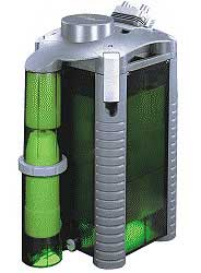 tropical fish aquairum wet/dry Eheim canister filter